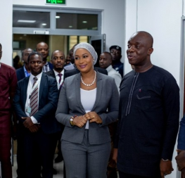 Youth Employment Agency hosts Second Lady and Youth Employment Ambassadors